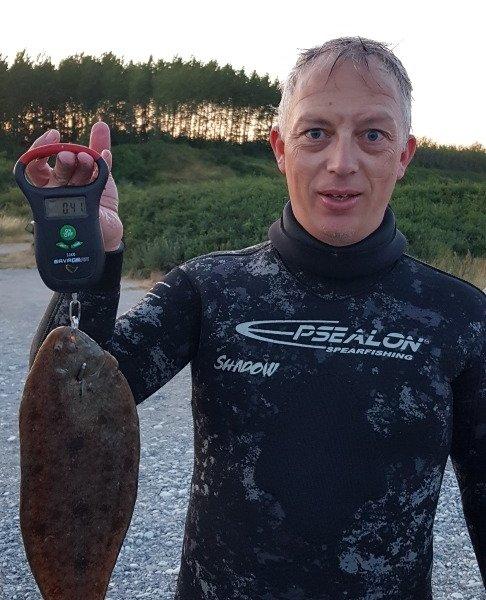 Tunge fanget af JLC73 ved Djursland