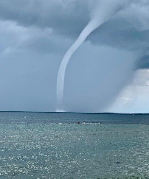 Frisk vejr – Tunge fanget af JessB.Nielsen ved Nordkysten