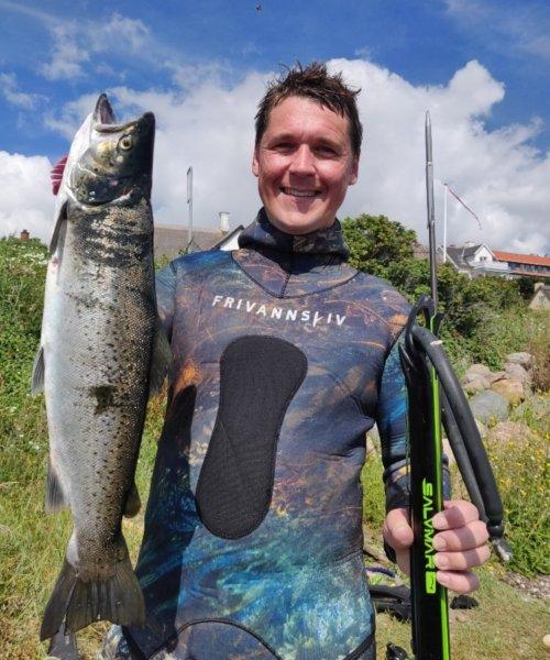 Usandsynlig fangst – Havørred fanget af Morten Rosenvold Villadsen ved Kystens perle