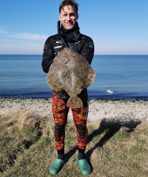 Pighvar fanget af Torralvo