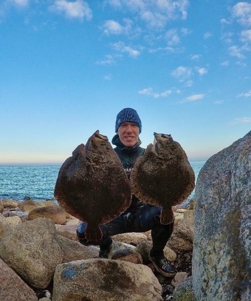NY PR! – Pighvar fanget af FransBoeriis