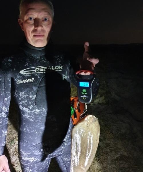 Lækker tunge – Tunge fanget af JLC73 ved Gjerrild Nordstrand