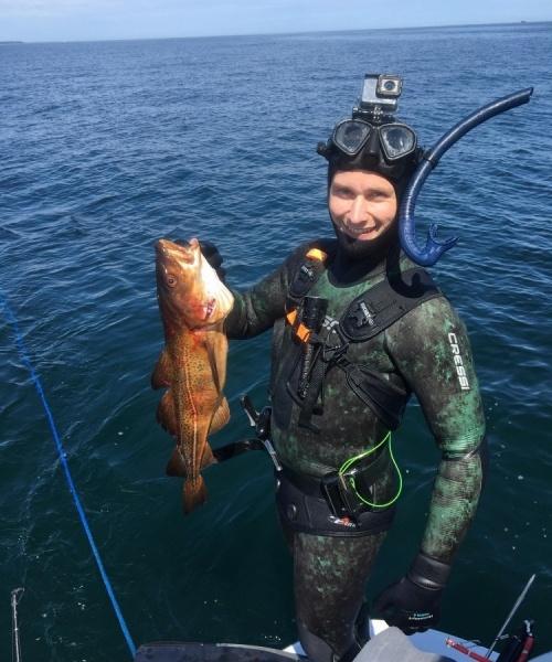 hård,sjov – Torsk fanget af matias-iskov ved Langeland