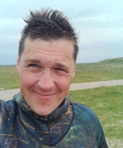 Ljubii! – Lubbe fanget af Morten Rosenvold Villadsen ved Vesterhavet