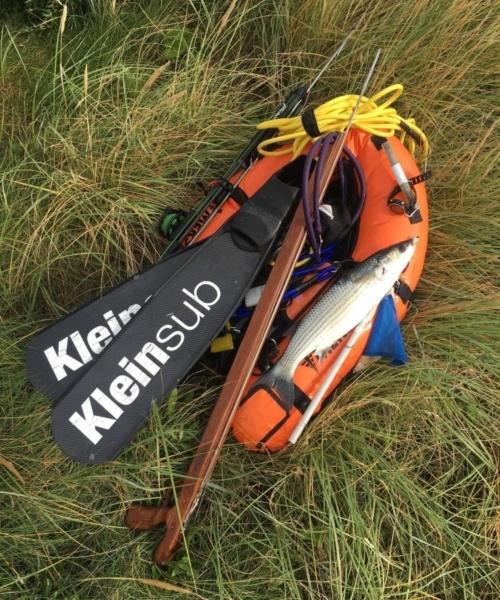 Fær solopgang – Multe fanget af KlausSimonsen ved Roshage