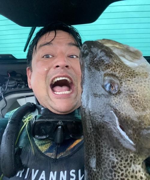 Torsk fanget af jesper kondo ved Øresund