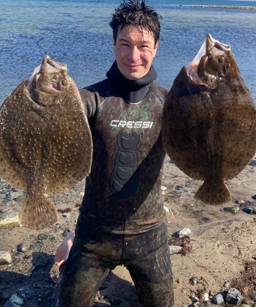 Formiddags dyk – Slethvarre fanget af nicolaikjaer ved Syddanmark