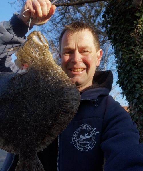 Fin pighvar – Pighvar fanget af Morten0-turHavbasserne ved Køge Bugt
