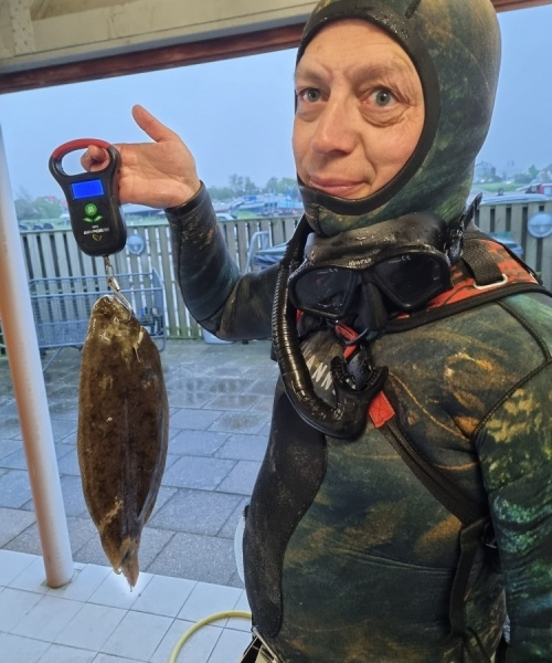 Skambidt tunge – Tunge fanget af JLC73 ved Bønnerup
