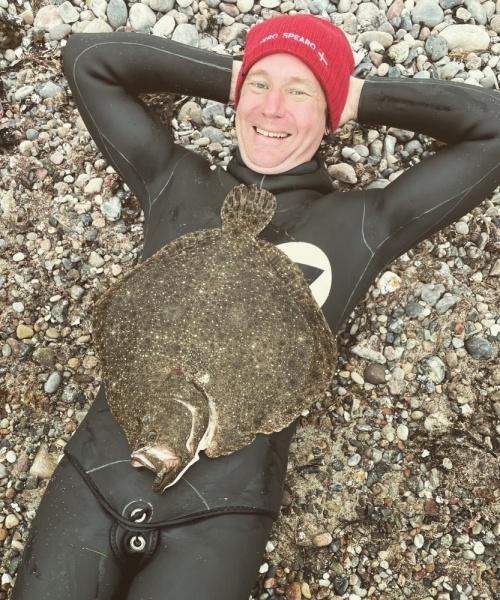 DM – Pighvar fanget af KlausSimonsen ved Langeland