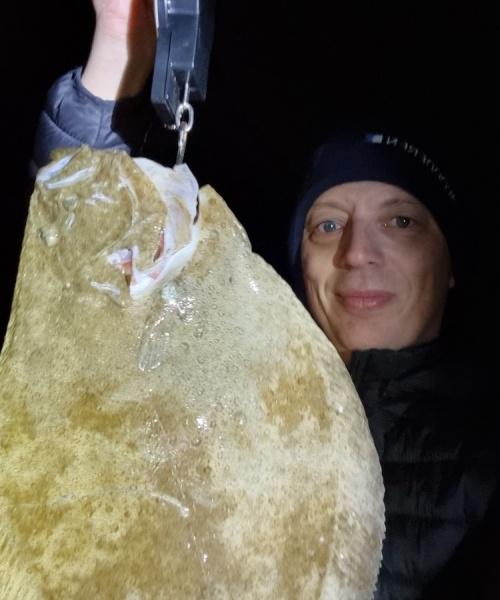 Onsdags dyk – Slethvarre fanget af JLC73 ved Gjerrild